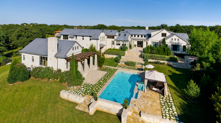 Billionaire soccer club owner lists 35 000 square foot for 10 million dollar homes