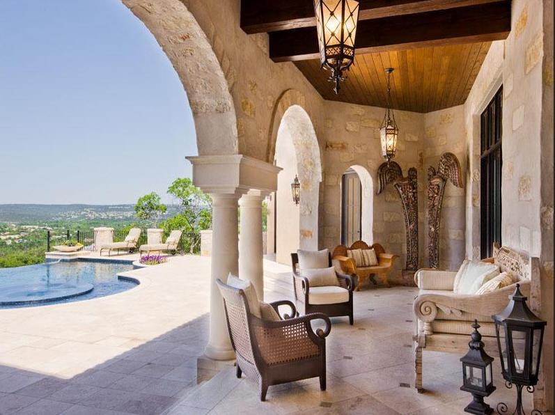 Villa Ascosa – A $6.2 Million Italian Inspired Mansion In ...