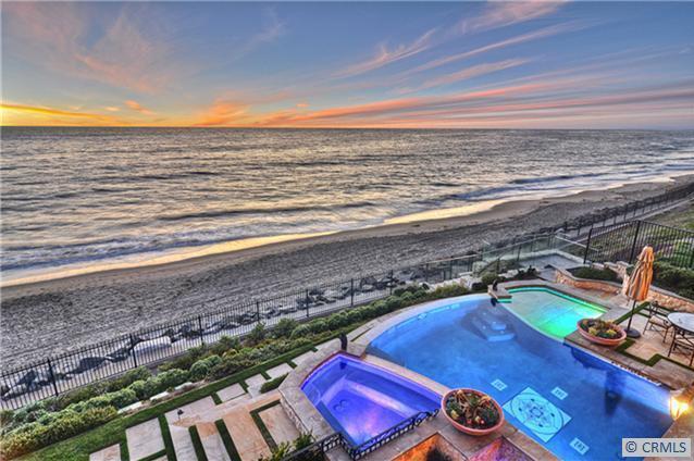 $19 Million Tuscan Inspired Beachfront Mansion In Dana Point, CA