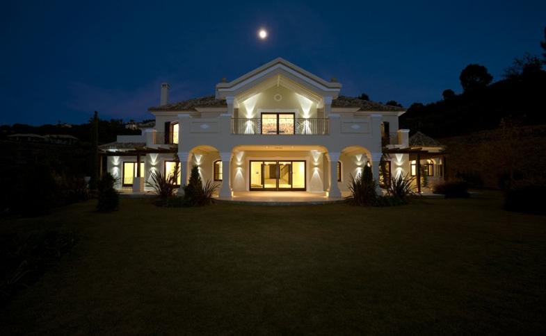 Stunning 15,000 Square Foot Villa In Spain