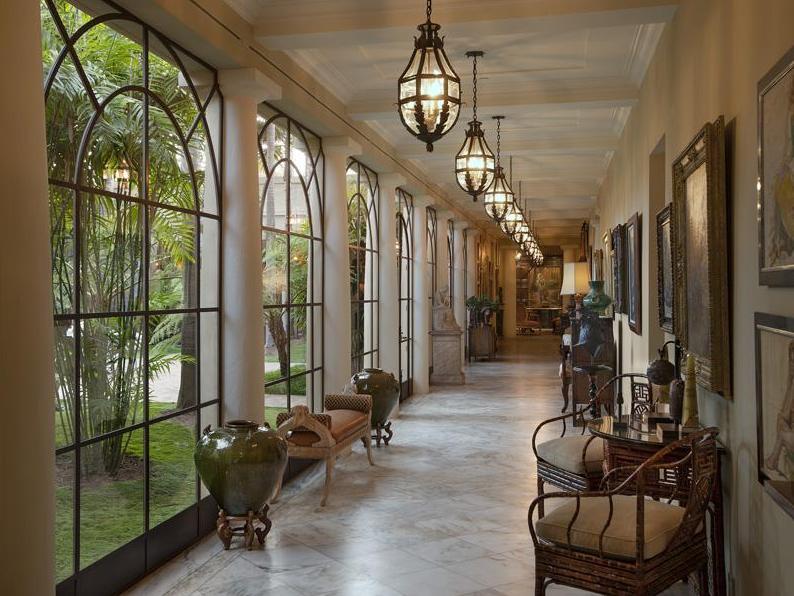 Solana The 57 5 Million Peabody Estate In Santa Barbara Ca Homes Of The Rich