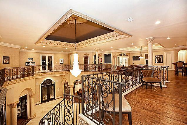 9 000 Square Foot Mediterranean Mansion In Lewisville Tx