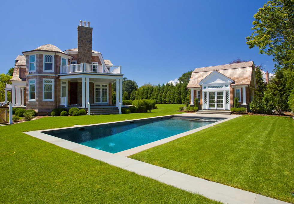 $13.95 Million Waterfront New Construction In Water Mill, NY