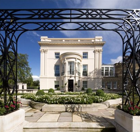 One cornwall terrace a 21 000 square foot london for 9 cornwall terrace