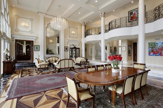 8 95 Million Limestone Mansion In Highland Park Il With