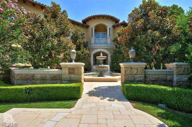 10 000 Square Foot Mediterranean Mansion In Thousand Oaks