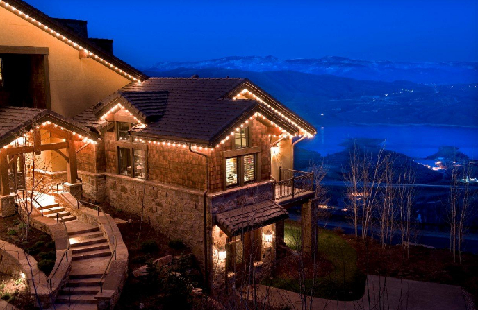 Casa Nova A 15 9 Million Ski Resort Mansion In Park