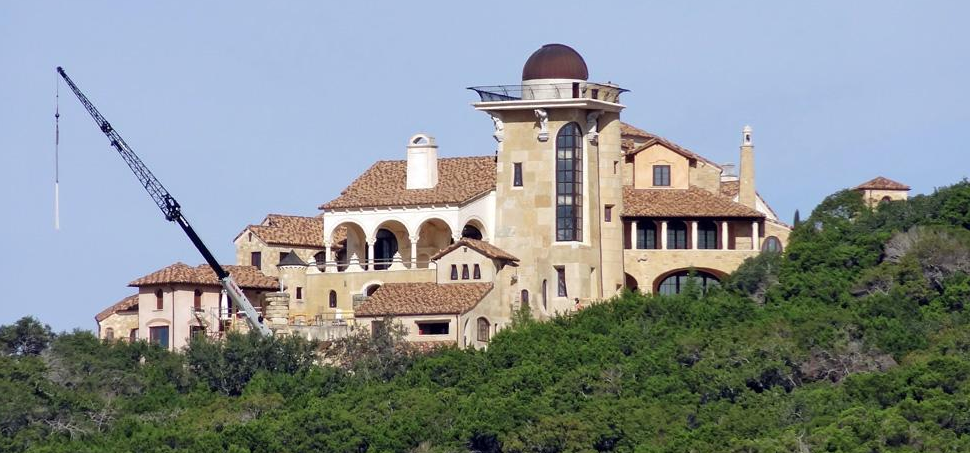 Mega Villa Style Compound In Austin Tx Homes Of The Rich