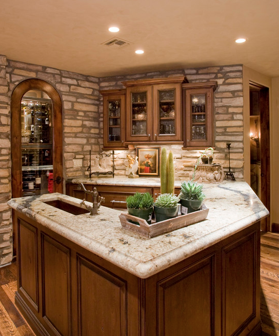 A Look At Some Bars From Houzz.com