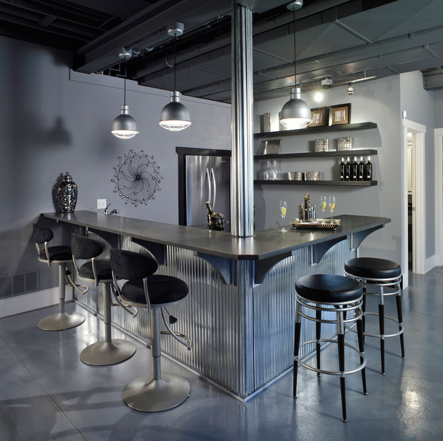 A Look At Some Bars From Houzz Com Homes Of The Rich