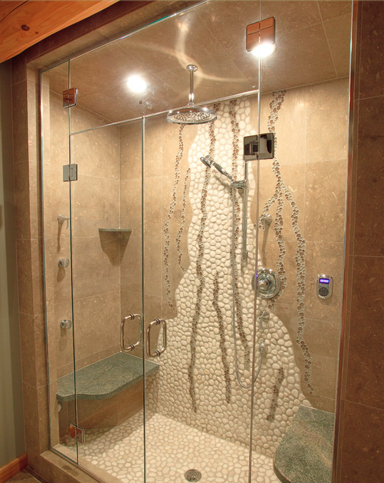 A Look At Some Amazing Showers From Houzz Com Homes Of The Rich