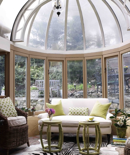 A Look At Some Conservatories Amp Sunrooms From Houzz Com