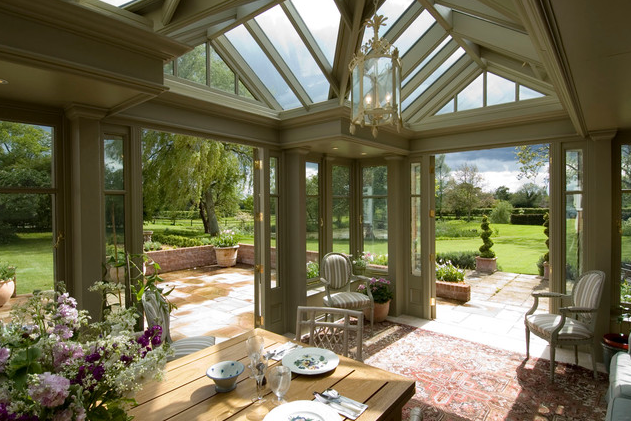 a look at some conservatories sunrooms from On house sunroom