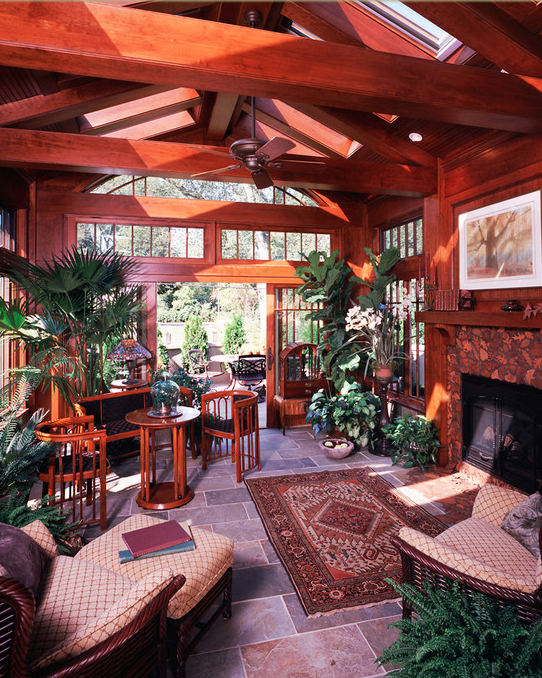 A Look At Some Conservatories & Sunrooms From Houzz.com