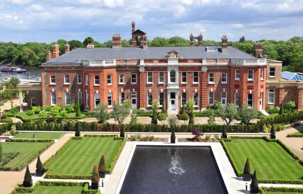 Richmond House London S Largest Riverside Home Homes