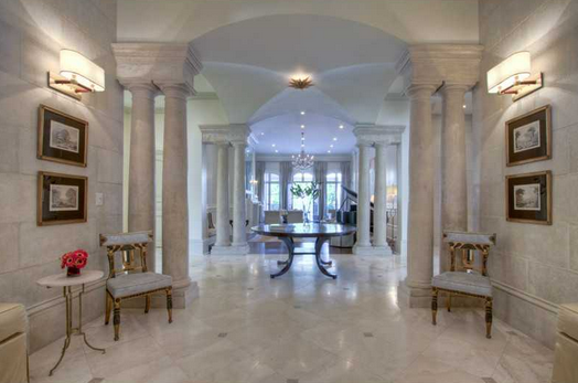 4 9 Million French Inspired Mansion In Atlanta Ga With