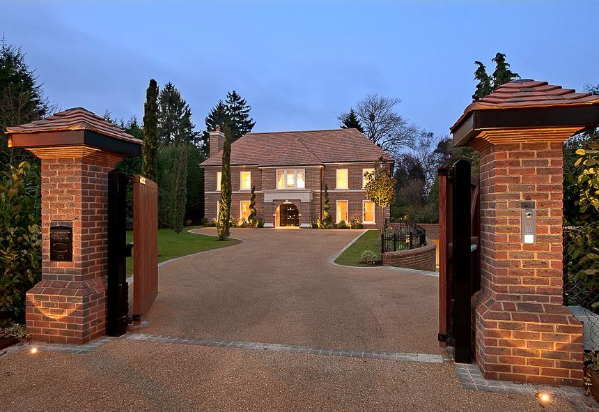 163 7 5 Million Brick Mansion In Hertfordshire Uk Homes Of