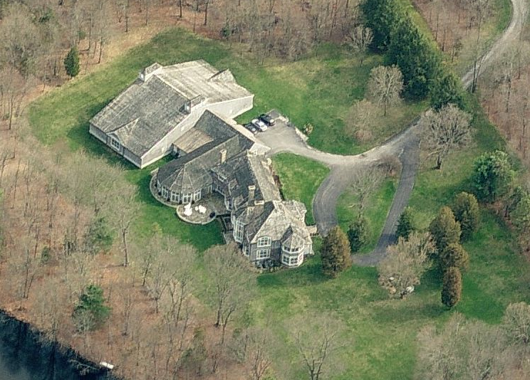 20 Acre Estate In Bedford, NY With Indoor Swimming Pool AND Indoor Tennis Court