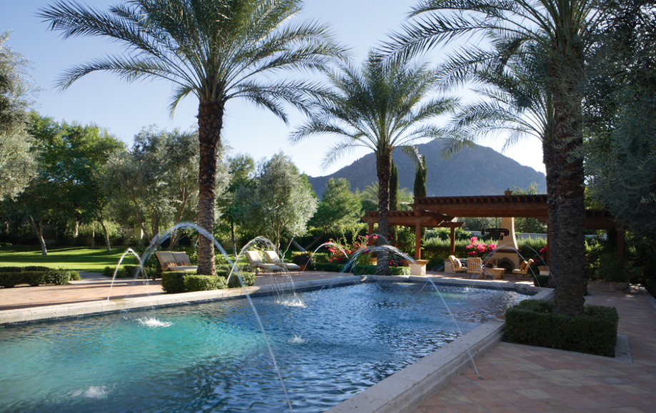 $10.75 Million European Inspired Estate In Paradise Valley, AZ