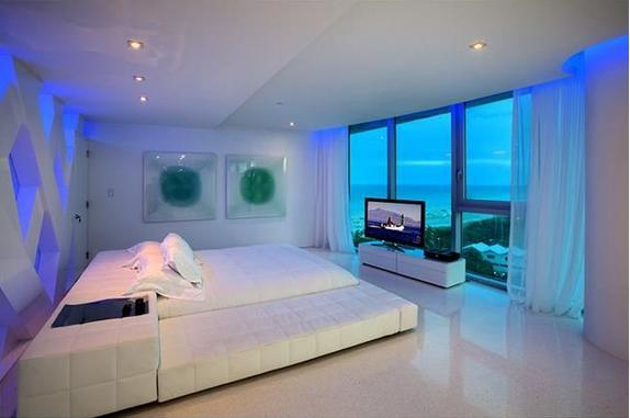$22 Million Modern Condo In Miami Beach, FL   Homes of the Rich