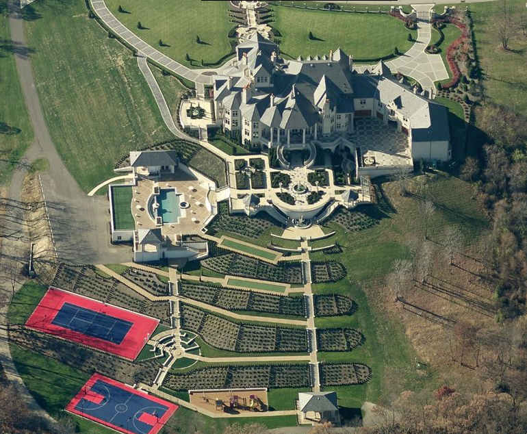 Updated Bird S Eye View Of 40 000 Square Foot Pennsylvania