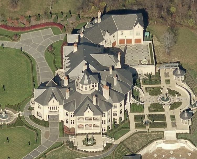 Large Mansion Floor Plans