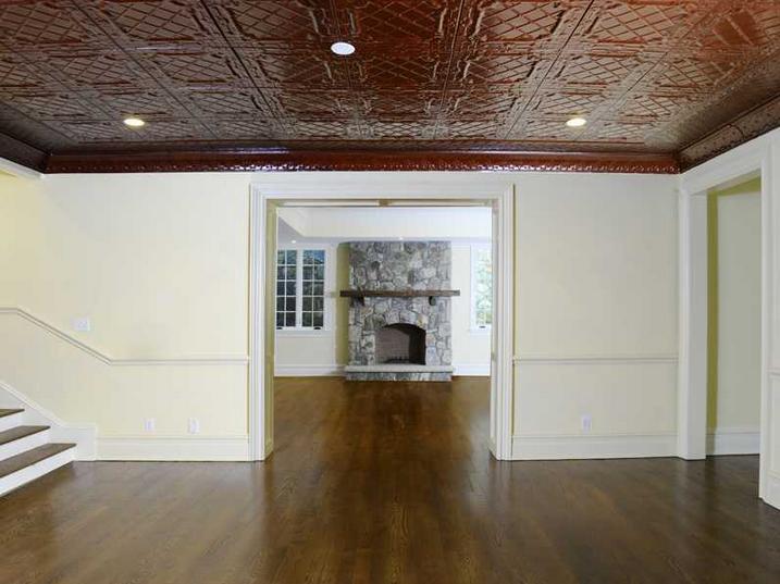 $5.7 Million Stone Mansion In Greenwich, CT