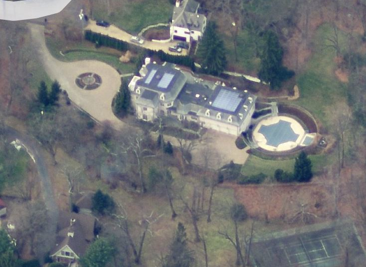 14,000 Square Foot French Chateau In Short Hills, NJ