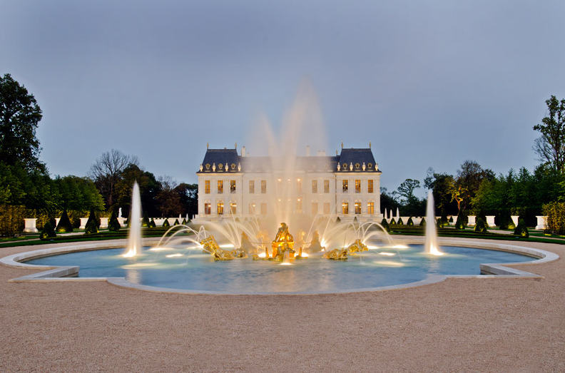 Chateau Louis Xiv A Jaw Dropping Newly Built Castle In
