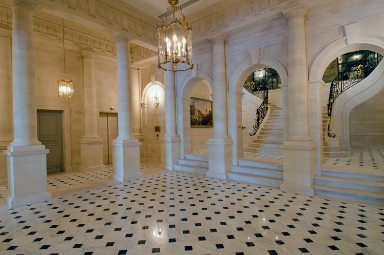French Apartment Interior Modern