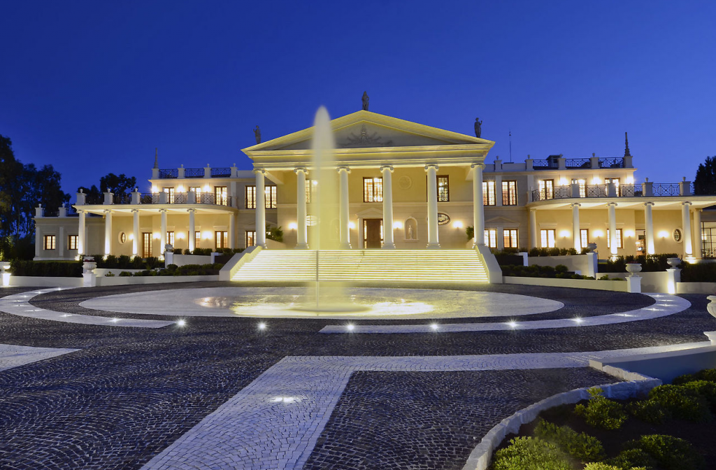 Palais Venitien A French Mega Mansion Homes Of The