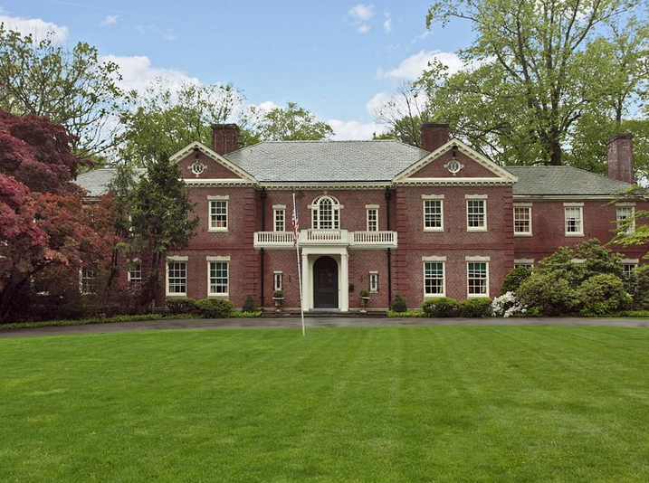 1920's Georgian Colonial In New Rochelle, NY