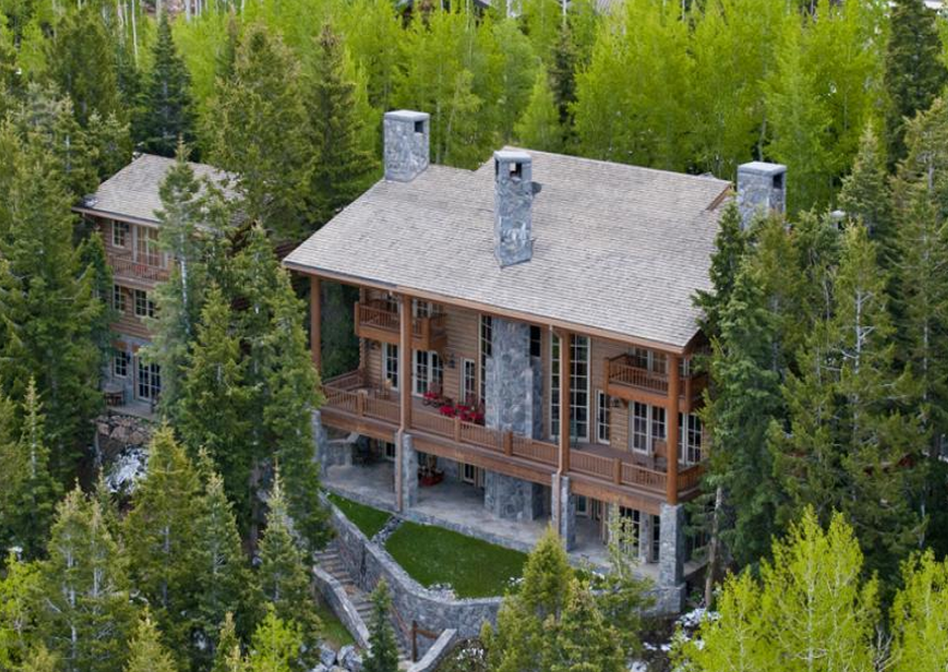 $20.5 Million 14,000 Square Foot Estate In Park City, UT