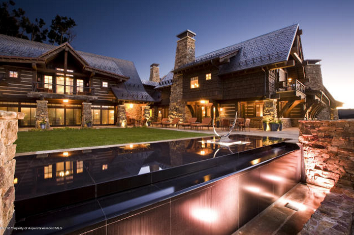 $35 Million Estate In Aspen, CO