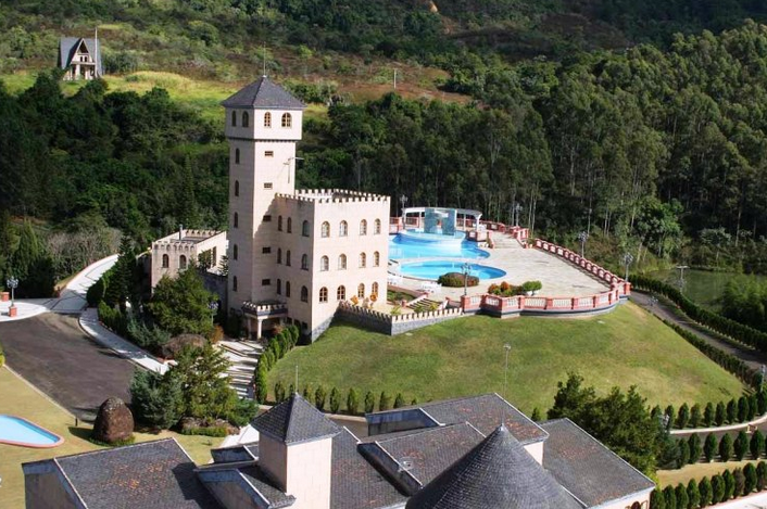 80,000 Square Foot Castle In Brazil On The Market For $15 Million