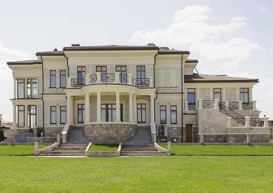 $10 Million Mansion In Moscow, Russia