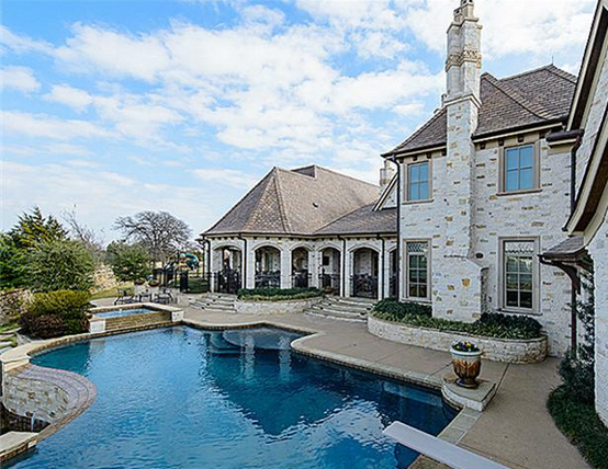 10,800 Square Foot Mansion In Westlake, TX's Vaquero Golf Community