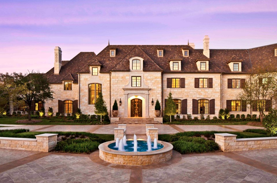 25 000 Square Foot Dallas Mega Mansion On The Market For 29 9 Million