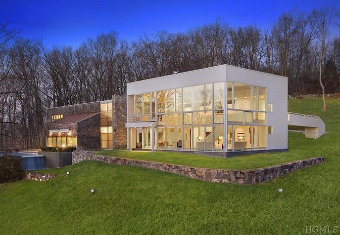 $4.5 Million Contemporary Home In Mount Kisco, NY