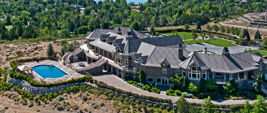 19 500 Square Foot Mansion In Reno Nv On The Market For