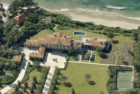 Billionaire Harold Marks Sells Malibu Ca Estate For 75