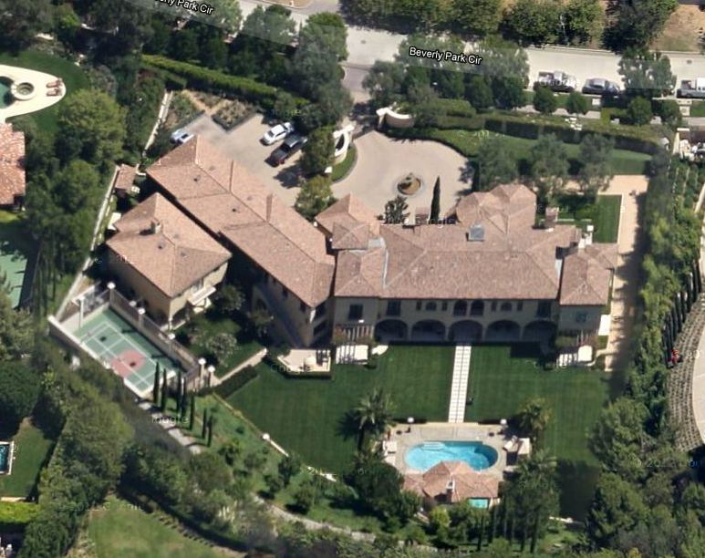 Barry Bonds Lists Beverly Park Estate For $25 Million