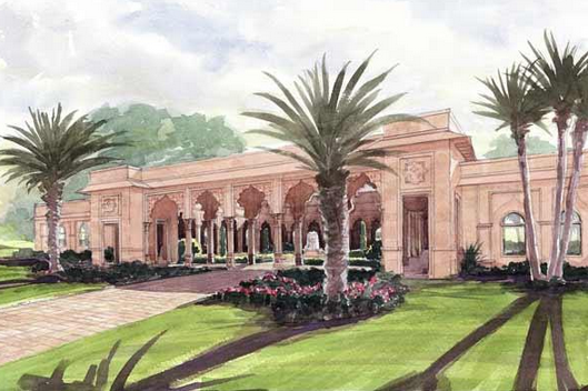 Dr kiran patel building a 63 000 square foot mega mansion for Building a house in florida