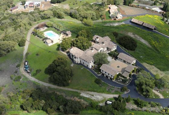 Great Oaks – A 16 Acre Estate In Los Gatos, CA