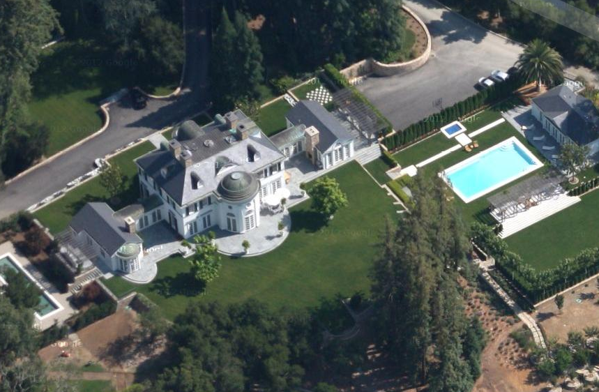A Woodside Ca Estate Reportedly Sells For A Whopping 117