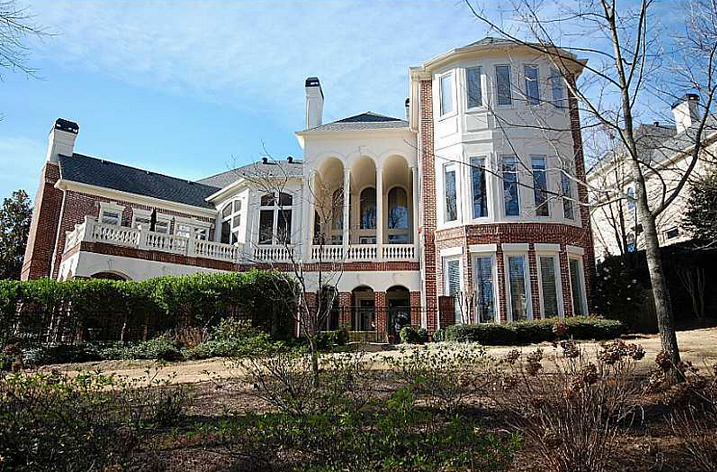 15,000 Square Foot Brick Mansion In Duluth, GA