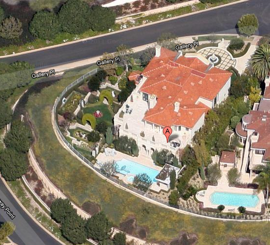 $10.8 Million Mediterranean Mansion In Newport Coast, CA