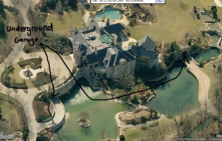 The Mega Mansions That Food Built Homes Of The Rich