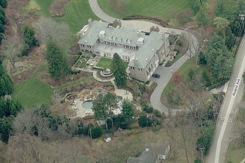 A Look At Some Maryland Mansions