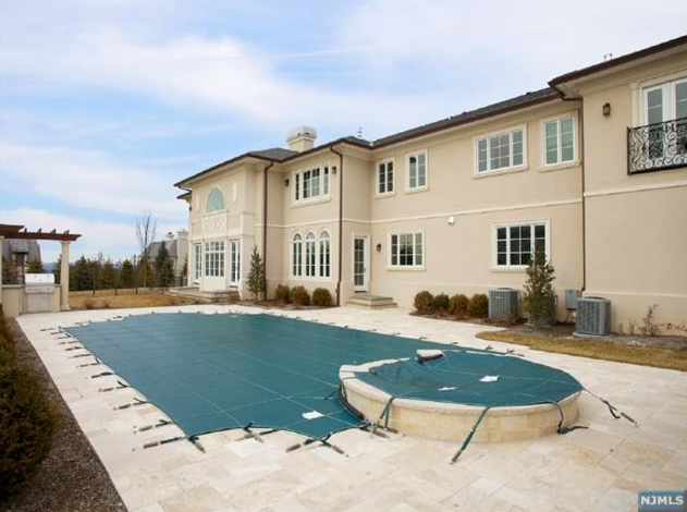 $6.3 Million Stone & Stucco New Build In Cresskill, NJ